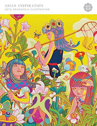 Asian Inspiration: Art, Graphics & Illustrations por Viction Workshop