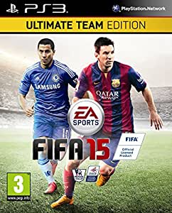 FIFA 15 Ultimate Team Edition (PS3)