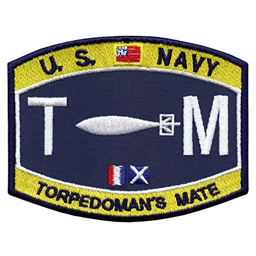us-marina-navy-torpedomans-mate-rating-usn-ricamata-ricamo-militare-badge-insegne-ssi-sew-termoadesi