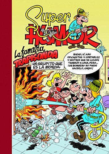 La familia Trapisonda. Un grupito que es la monda (Súper Humor Mortadelo 59) (Bruguera Clásica) por Francisco Ibáñez