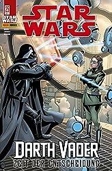 Star Wars, Comicmagazin 25 - Darth Vader - Zeit der Entscheidung (Star Wars Comicmagazin)