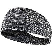 oobest Bandana Stirnbänder Kopftuch Feuchtigkeitstransport Stirnband für Yoga Sport Athletic Workout