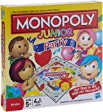 Hasbro Monopoly Junior - board games (Multicolour)