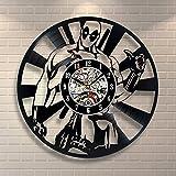 Die Uhr _ Held Schallplatte Für Deadpool Vinyl - Familie - Design - Handbuch,Schwarz