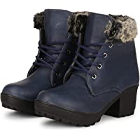 FASHIMO Ankle Length Boots for Women and Girls