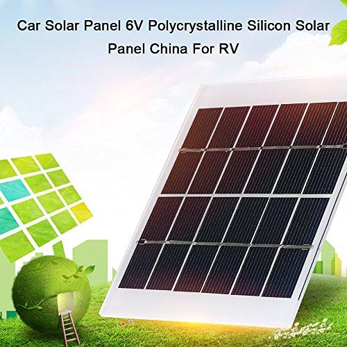 Decripción: Un panel solar es un dispositivo que convierte la radiación solar directa o indirectamente en energía eléctrica al absorber la luz solar. En comparación con las baterías ordinarias y las recargables, los paneles solares ahorran más energí...