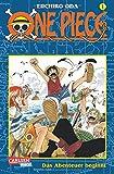 Image de One Piece, Band 1: Das Abenteuer beginnt