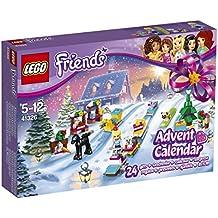 LEGO - 41326 - LEGO Friends - Jeu de Construction - Le Calendrier de l'Avent LEGO Friends