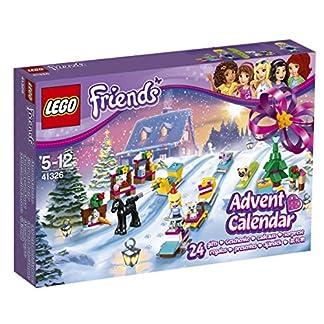 LEGO Friends- Calendario de Adviento (41326)