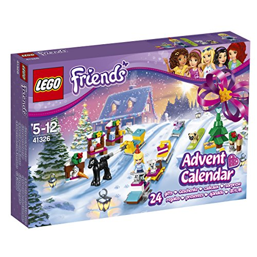 Lego 41326 Friends Calendario dell'Avvento 2017