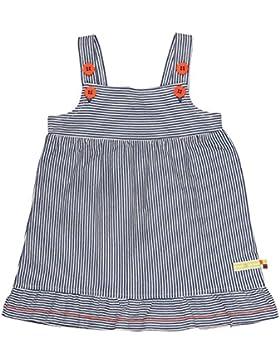 loud + proud Kleid, Ringel aus Bio Baumwolle