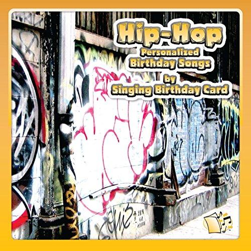 Happy Birthday Jay Hip Hop By Singing Birthday Card On Amazon