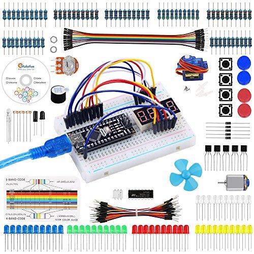 Keywish - Kit Arduino Nano Kit Completo iniciación