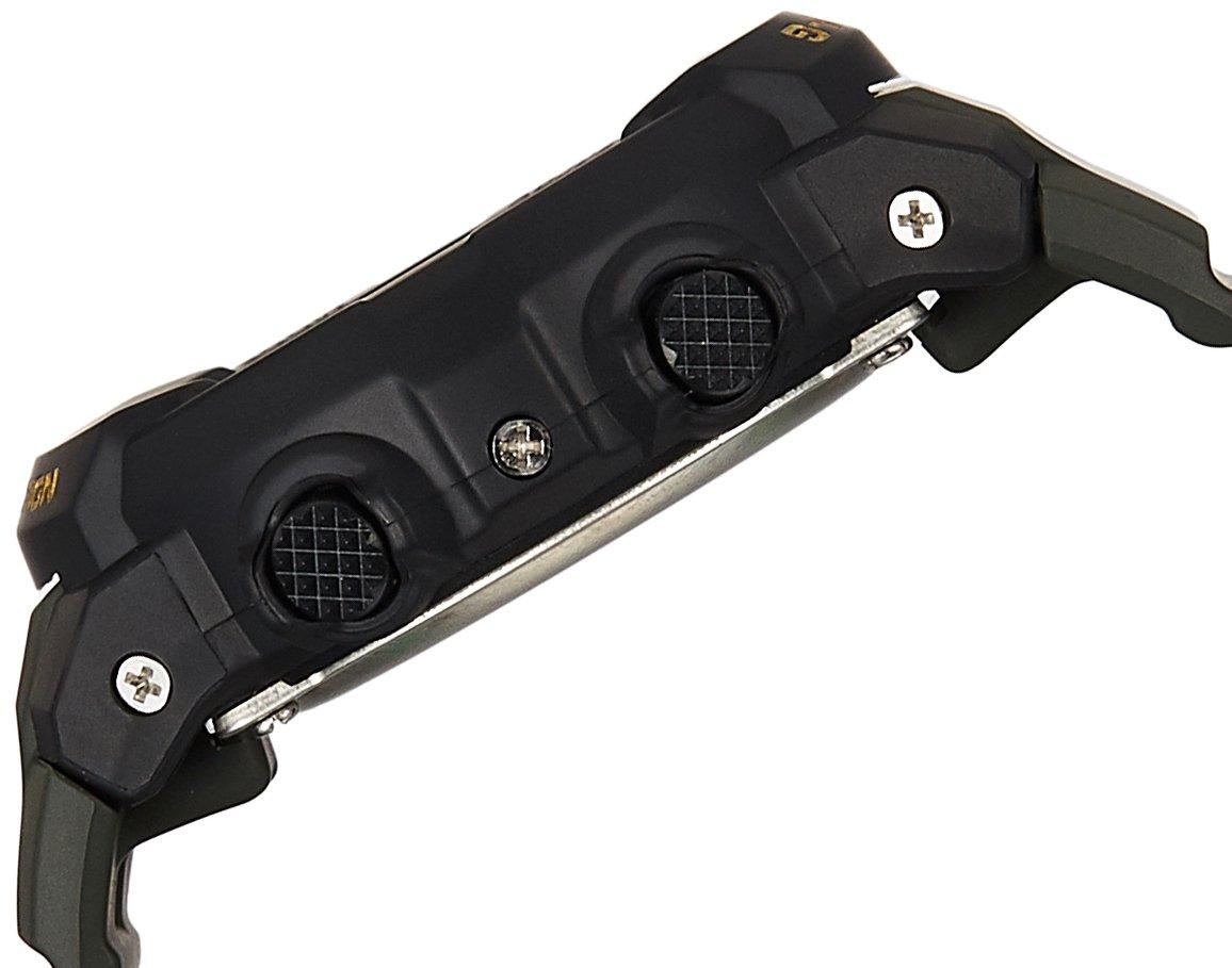 Casio Baby-g Analog-Digital Black Dial Women's Watch – BGA-230-3BDR (B171)