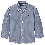 Tommy Hilfiger Boy's Ame Mini Gingham Shirt L/S Blouse