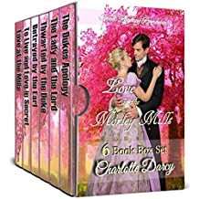 Love at the Morley Mills: 6 Book Box Set: Sweet Regency Romance