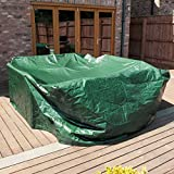 Savisto 2780 x 2040 x 1060mm Large Rectangular All Weather Patio / Garden Outdoor Furniture Cover
