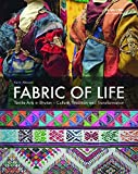 Front cover for the book Fabric of Life - Textile Arts in Bhutan: Culture, Tradition and Transformation (Edition Angewandte) by Karin Altmann