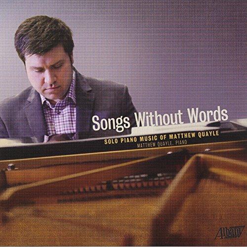 Adirondack-set (Songs Without Words, Set No. 1: IV. Sunrise in the Adirondacks)