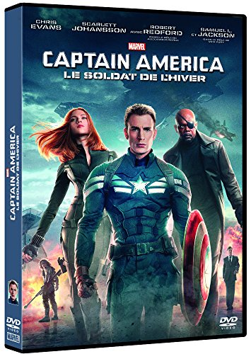 Vignette du document Captain America