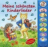 8-Button-Soundbuch Meine schönsten Kinderlieder