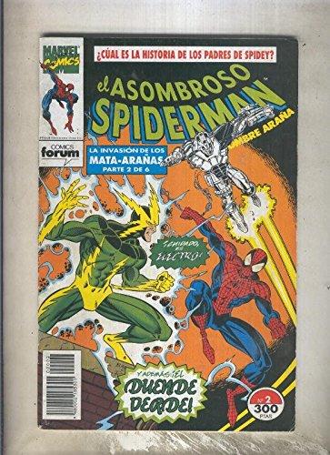 El asombroso Spiderman numero 002