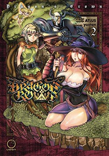 Dragon's Crown Volume 2 par  Atlus