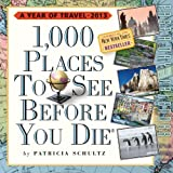 1,000 Places to See Before You Die® Calendar  P.A.D 2013 (Page a Day Calendar) - Sandra Boynton