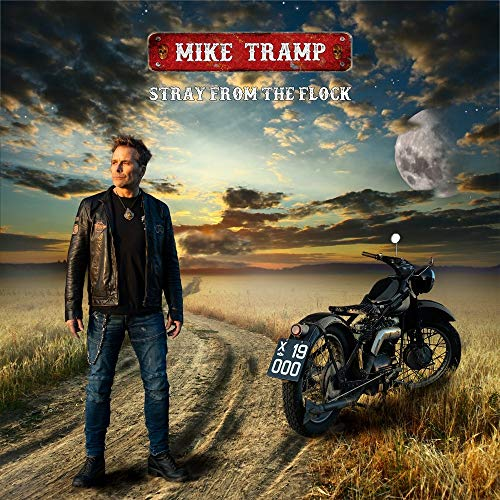 Mike Tramp: Stray from the Flock (Audio CD)
