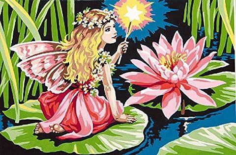 SEG de Paris Tapestry/Needlepoint Kit – Fairy