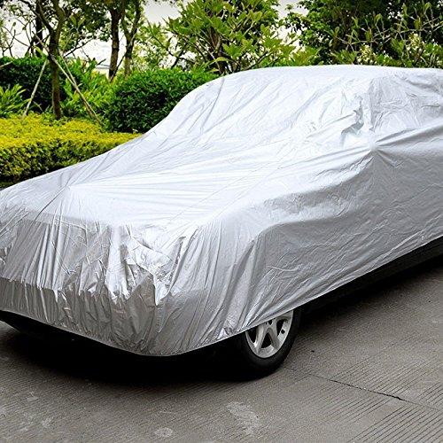 KKmoon Funda Cubierta coche Protección Calor Solar