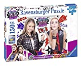 Ravensburger Puzzle Girls Rock Maggie und BIANCA 150teilig XXL, 10048