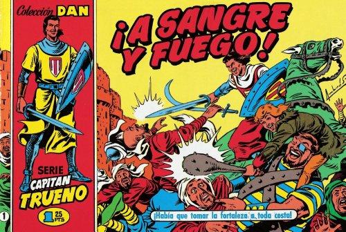 Descargar Libro El Capitán Trueno #1. ¡A sangre y fuego! de Víctor Mora