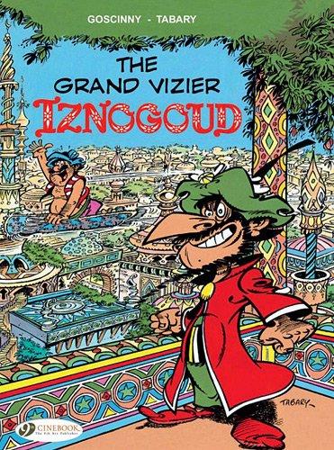 The Adventures of the Grand Vizir Iznogoud, Tome 9 : The Grand Vizier Iznogoud