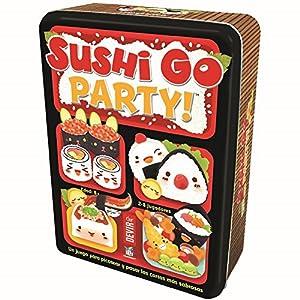 Devir – Sushi Go Party: edición en Castellano, juego de mesa (BGSGPARTY)