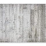 murando - Fototapete 400x280 cm - Vlies Tapete - Moderne Wanddeko - Design Tapete - Wandtapete - Wand Dekoration - Beton f-B-0022-a-b