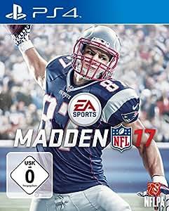 Madden NFL 17 – [PlayStation 4]