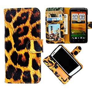 DooDa PU Leather Wallet Flip Case Cover With Card & ID Slots & Magnetic Closure For Micromax Canvas Viva A72