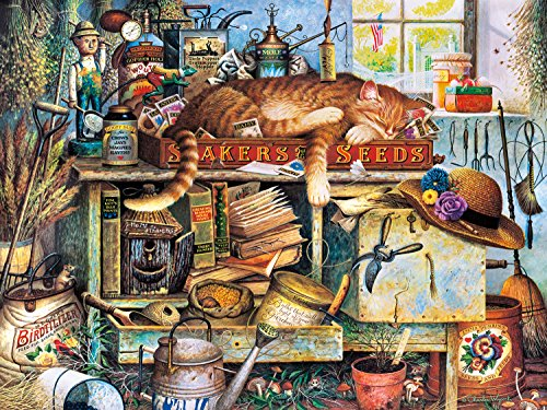buffalo-games-charles-wysocki-cats-remington-the-horticulturist-jigsaw-puzzle-750-piece