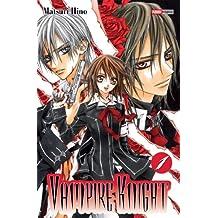 Vampire Knight Tome 01
