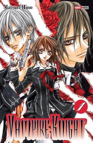 Vampire Knight Tome 01 par Matsuri Hino