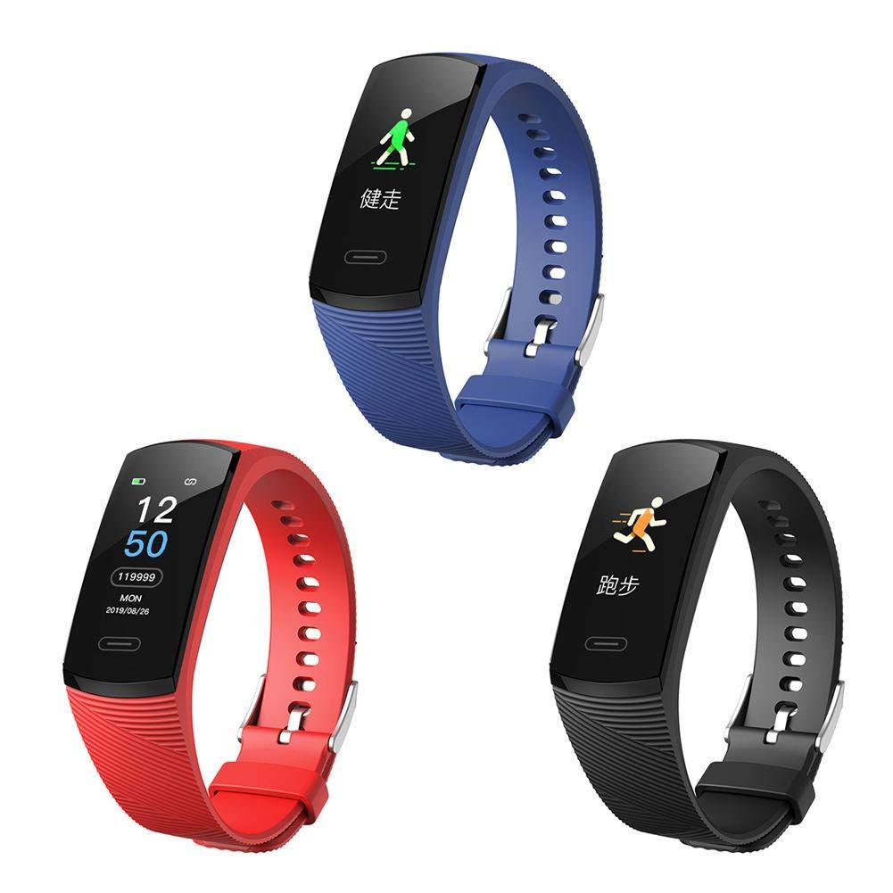 afto mket High-End Fitness Trackers HR, Trackers Activity Health Health Watch con frecuencia cardíaca y Monitor de sueño… 1