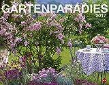 Gartenparadies - Kalender 2017 - Heye-Verlag - Fotokalender - Wandkalender 44 cm x 34 cm