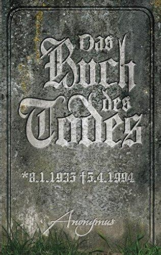 Das Buch des Todes: Roman (Bourbon Kid) (Vintage Harry-potter-bücher)
