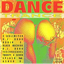 Dance Music (Compilation CD, 20 Tracks)
