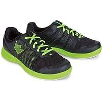 Brunswick - Mens Fuze Bowling Shoes- Black/Neon, Scarpe da Bowling da Uomo, Colore: Nero/Neon Uomo