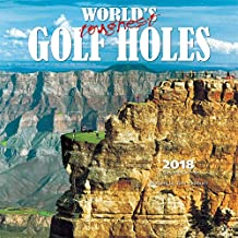 2018 Worlds Toughest Golf Holes Sq Wall