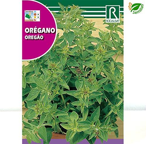 AGROBITS Oregano (Origanumvulgare) 0,5gr3.500semillasaprxseedorgano
