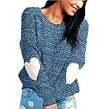 Donna Maglie Tumblr Felpe - hibote Ragazza / Donna Autunno Invernale Felpe Pullover Manica Lunga Top Camicetta