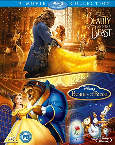 Beauty-The-Beast-Live-ActionAnimated-Doublepack-Blu-ray-2017